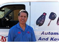 Tom Thilgen, owner of US Key Service in Arizona