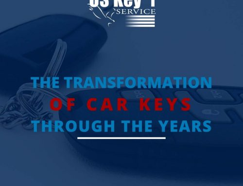 The Transformation of Car Keys through the Years